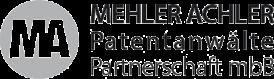 Mehler Achler Patentanwälte